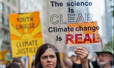 קורס בנושא משבר האקלים