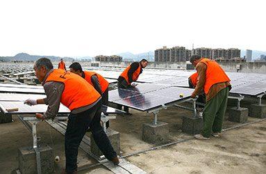אנרגיה סולארית ברשויות ערביות